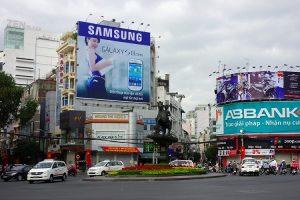 pano billboard quảng cáo